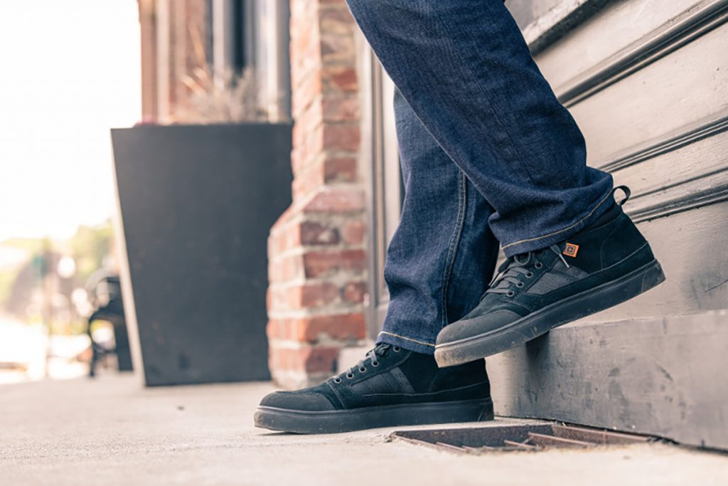 RELEASE - The 5.11 Tactical Puncture Resistant Norris Sneaker