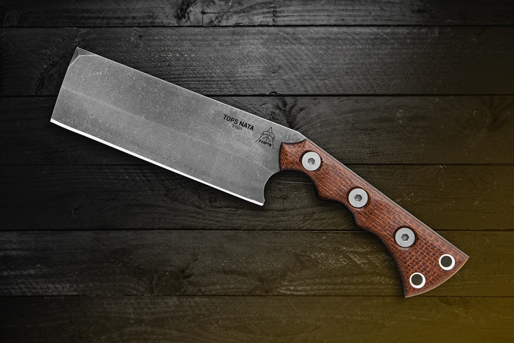 RELEASE - The TOPS Knives Nata