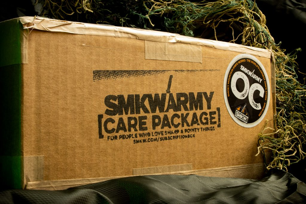 SMKW Army Care Package