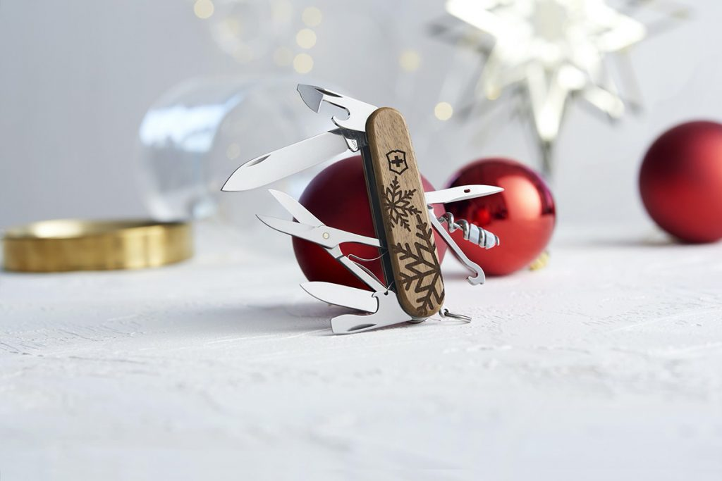 RELEASE - Victorinox - Just in Time for Christmas