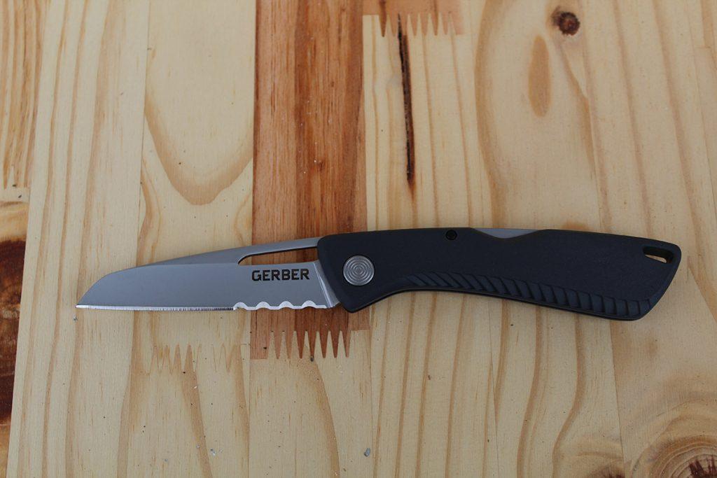 Sharkbelly folding knife.
