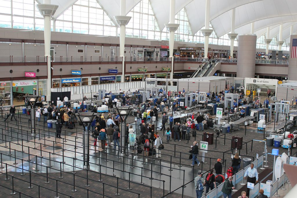 The gauntlet of airport security, you have to run it before you can travel. Whatever you can legally take with you—and whatever you can obtain on the other side—will determine how well you can defend yourself and your loved ones until you can properly re-arm yourself at your destination.