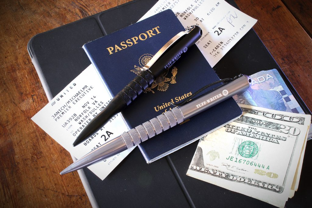 Travel Security Starts with You—The Armed Traveler