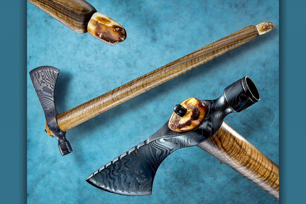 War and Peace—These Custom Tomahawks Have Killer Aesthetics