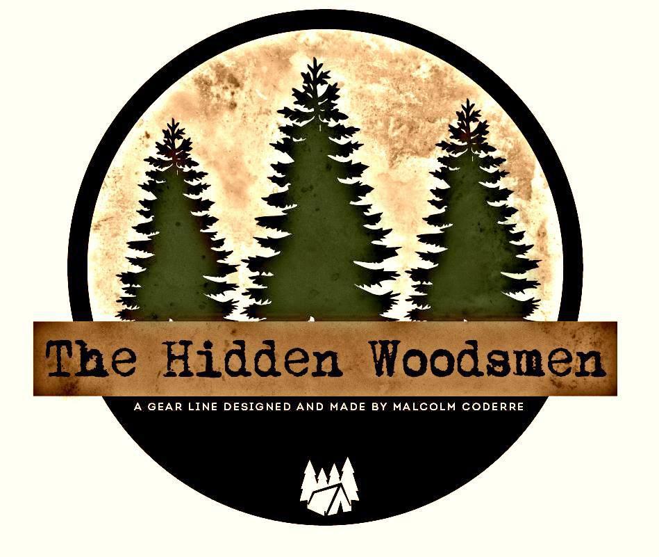 The Hidden Woodsman logo.