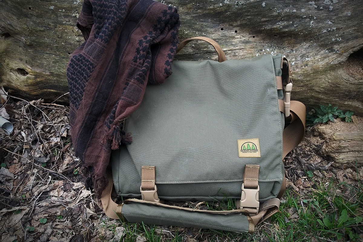 The Hidden Woodsmen Haversack—The Right Carry All for Field and Town