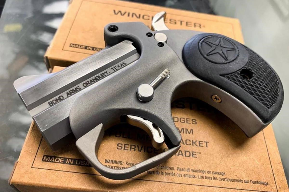 Bond Arms Rough Series Packs a Pocket Full of Budget Friendly Punch
