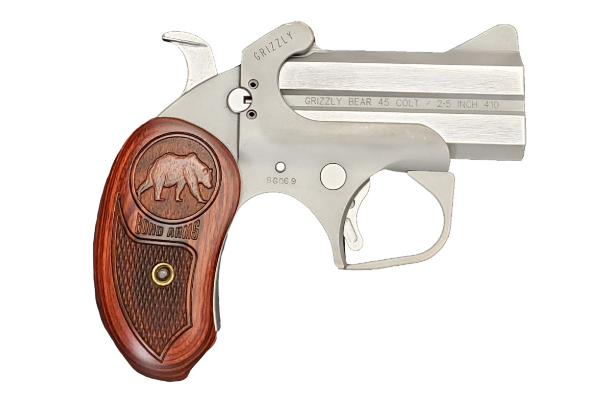 Bond Arms Rough Series Grizzly