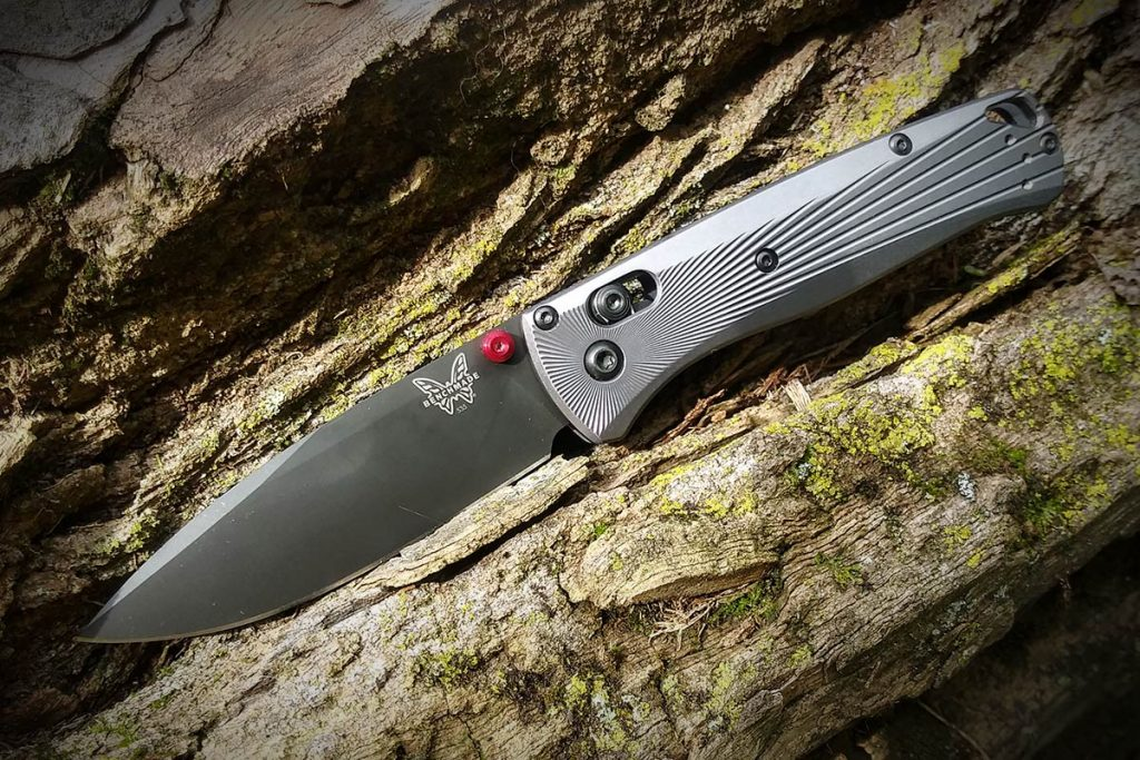 The New Benchmade Bugout 535BRK-4, All You Need, Nothing You Don't